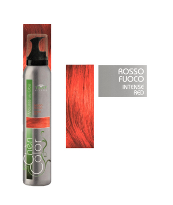 TMT COLOR MOUSSE ROSSO FUOCO 200 ml