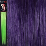 EURO TYPE HAIR 14'' STRAIGHT PURPLE