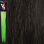 """FUNKY DIVA 16"""" COLOUR FLASH"" BROWN, 2 kos/zav"