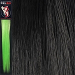 """FUNKY DIVA 16"""" COLOUR FLASH"" BLACK, 2 kos/zav"