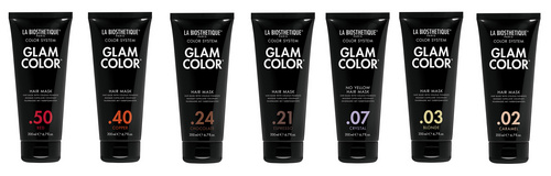 GLAM COLOR HAIR MASK 200 ml